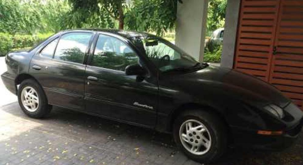 Pontiac Sunfire 1999 Sed 225 N En Zapopan Jalisco Comprar