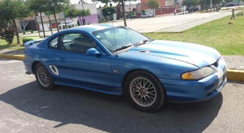 Ford Mustang 1994 Coup 233 En Santiago Cuautlalpan Estado De