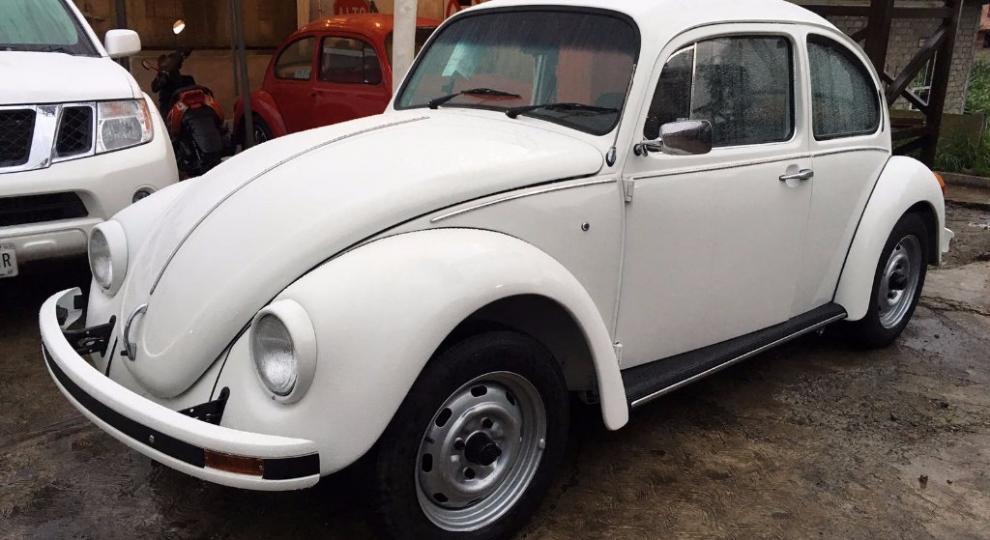 Volkswagen Vocho 1990 Coup 233 En Toluca Estado De M 233 Xico