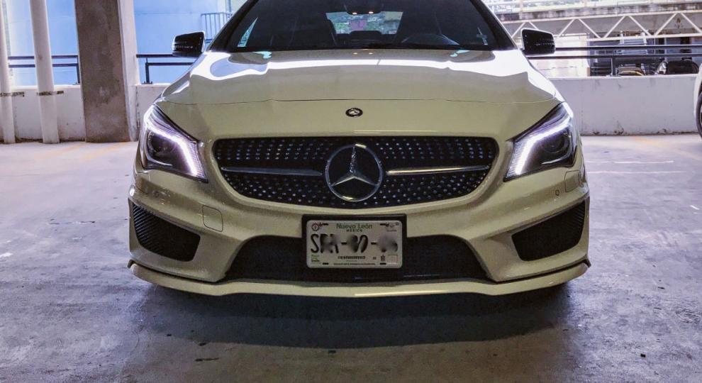 Mercedes benz clase cla 2013 coup en san pedro garza for Mercedes benz san pedro