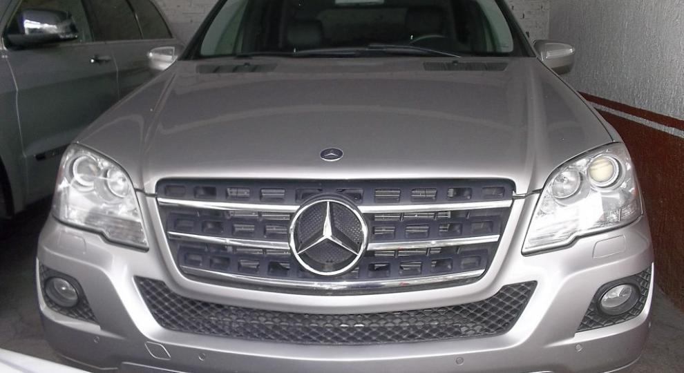 Mercedes benz ml 350 2009 camioneta suv en guadalajara for Mercedes benz ml 350 2009
