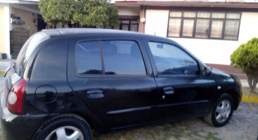 Renault clio 2008 hatchback 5 puertas en coyoac n distrito federal comprar usado en seminuevos - Clio 2008 5 puertas precio ...