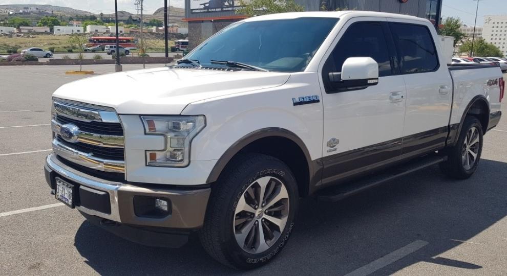 Ford Lobo 2016 >> Ford Lobo 2016 Pickup En Chihuahua Chihuahua Comprar Usado En