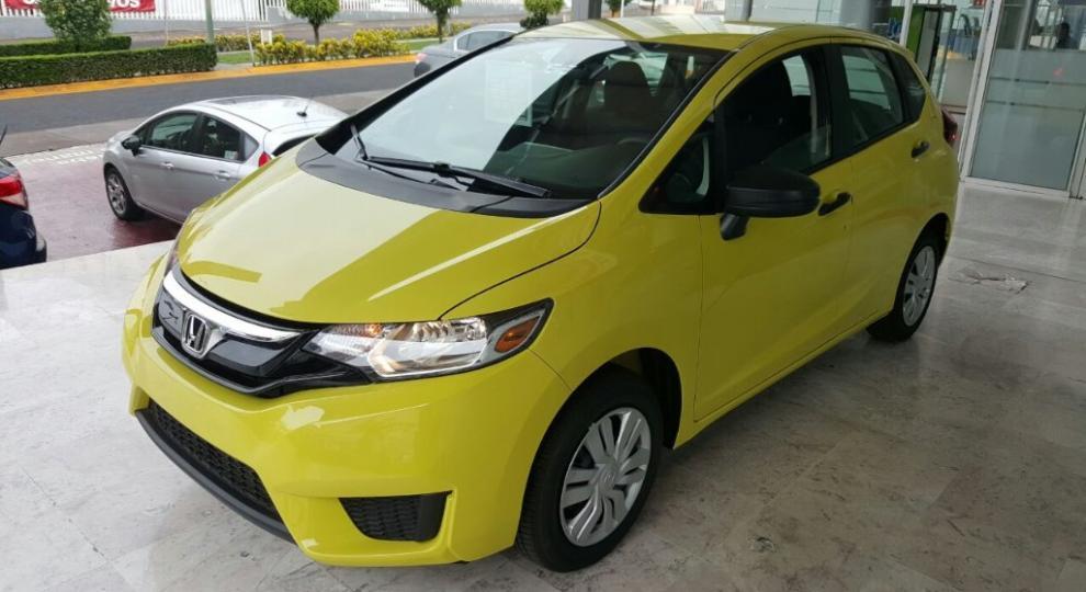Honda fit 2017 hatchback 5 puertas en huixquilucan for Honda fit 2017 precio