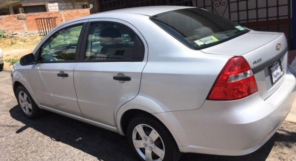 Chevrolet Aveo 2014 Sedn En Nuevo Padilla Tamaulipas Comprar Usado