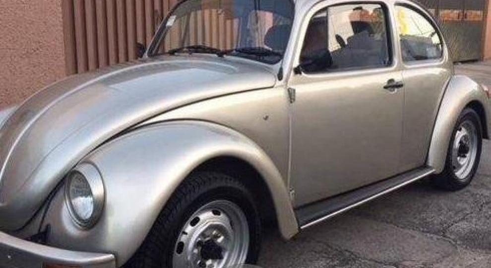 4e3c78bf6 Volkswagen Vocho 1999 Coupé en Xala, Estado de México-Comprar usado ...