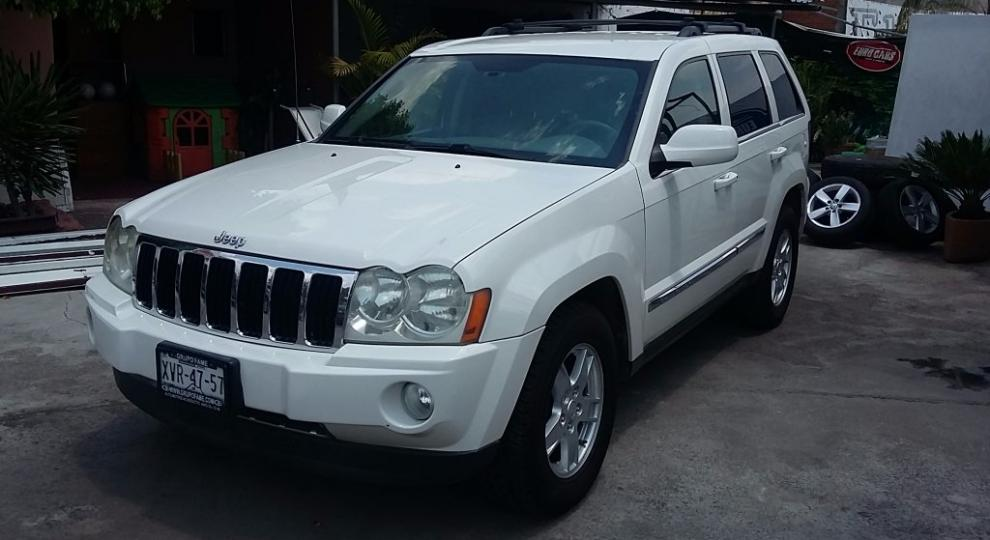 Jeep Grand Cherokee 2006 Morelia