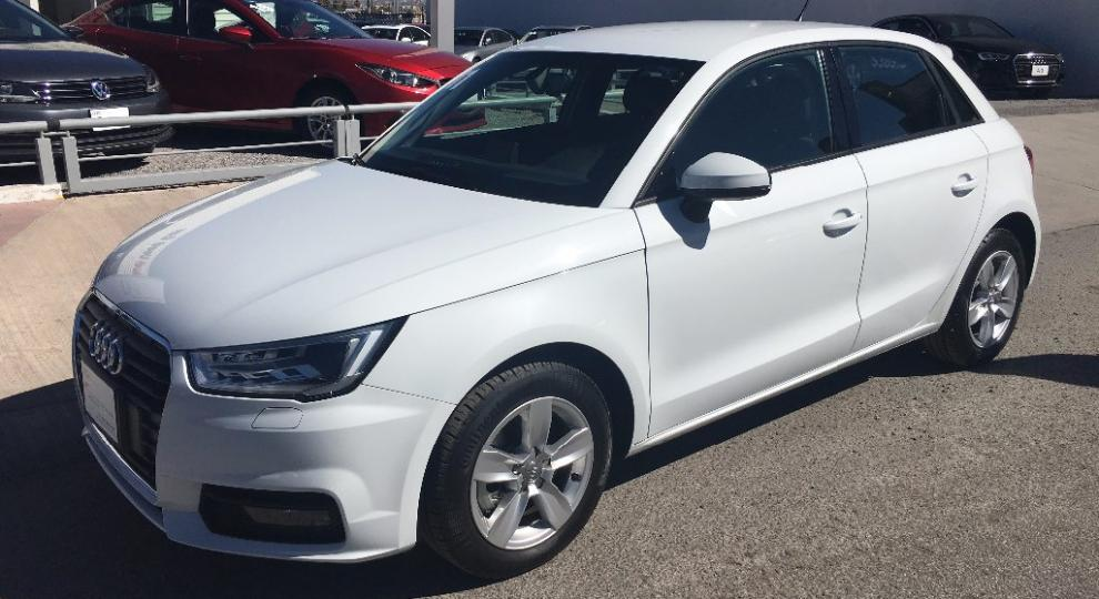 Audi A1 Sportback 2017 Hatchback (5 Puertas) en San Luis ...