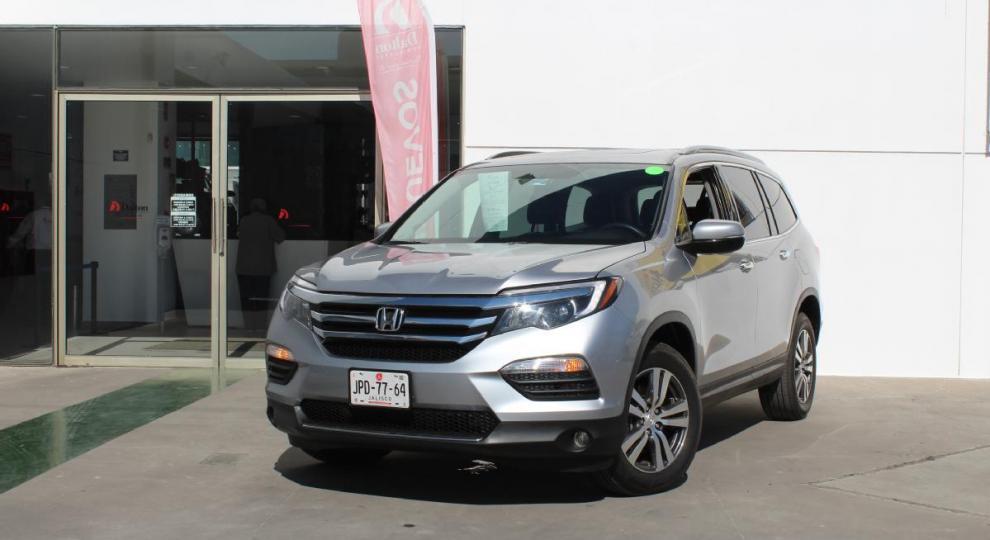 Honda Pilot 2017 Camioneta Suv En Guadalajara Jalisco Comprar Usado