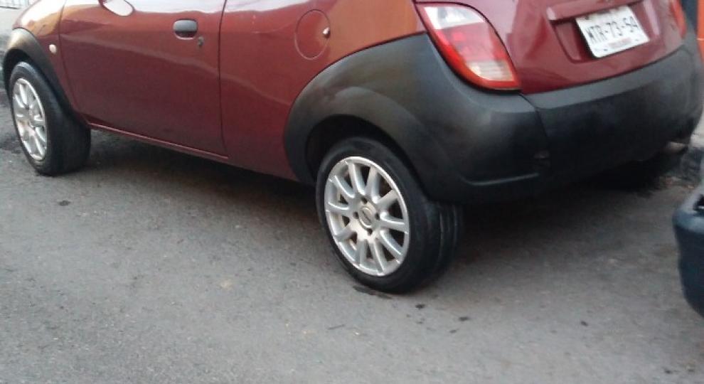 Ford Ka  Tequisquiapan